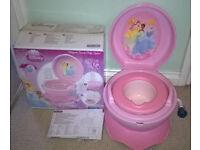Disney Princess musical training potty