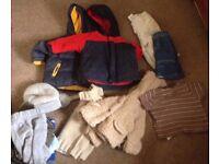 Boys Clothes Bundle Age 3-6 Months