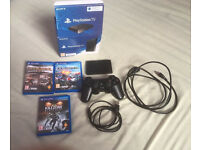 Playstation TV console and accessory bundle