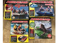 Airhead ski boat towable toys BNIB
