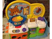 VTech kids kitchen