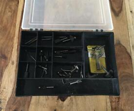 Box of 20+ Assorted Router Cutters