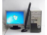 MSI (Office 2010, Monitor, K/M, Win 7, Business) All In One, Mini PC, Intel, Desktop PC, Computer