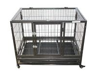 NEW IN BOX LARGE FOX HUNTER DOG CAGE