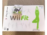 Nintendo Wii fit Balance Board and Wii fit Battery Pack and USB Piwer Cable
