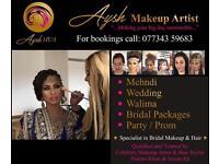 Aysh Makeup Artist