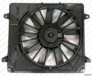 Cooling Fan Assembly Jeep Wrangler 2007-2011