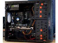 i5-4440S,8GB RAM, GTX970, 1TB HDD, CX600 PSU, DVD-RW,Windows 10 PRO 64b