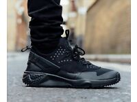 Nike Huarache Utility Triple Black