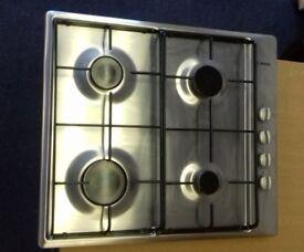Bosch 4 burner gas hob