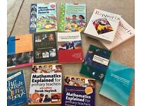 Primary Education/French Degree Books