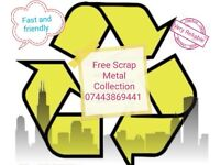 ♻️Free Scrap Metal Collection Service Fast Free And Friendly ♻️