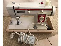 New Home 539 sewing machine - vintage 1970's but still in working order