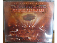 Triple CD - Transatlantic Whirld Tour 2010