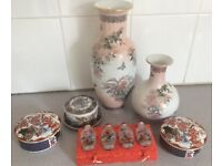 Japanese and Chinese Ornament Collection