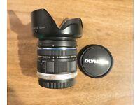 Olympus Zuiko 9-18mm f4-5.6 lens
