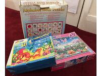 Puzzle bundle of educational puzzles.