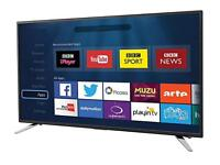 32'' SHARP LED Smart TV Full HD 1080p With Built In Freeview HD Media Player and Wifi