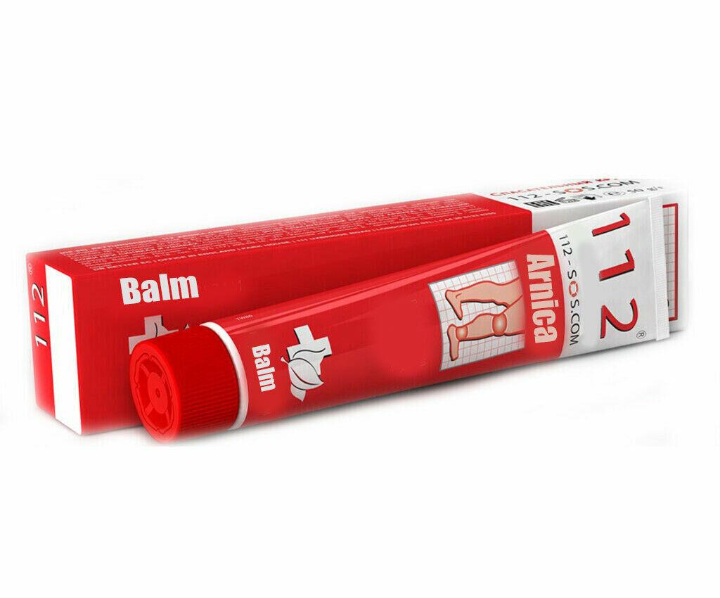 112® ARNICA. COSMETIC CREAM-BALM. SKIN REGENERATION FOR
