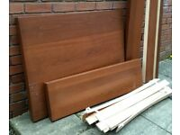 single size ikea malm bed frame. In good condition.