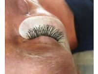 Eyelash Extensions £40 / Shellac Gel Nails £15
