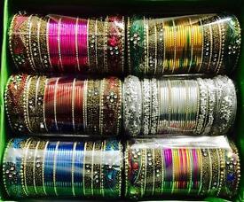 Asian bangles churi chori