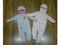 LARGE bundle of 12-18 months baby girls clothes