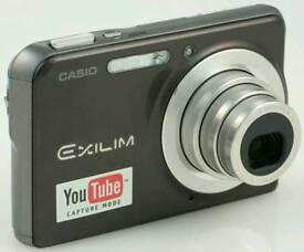 Casio Exilim Digital camera bundle