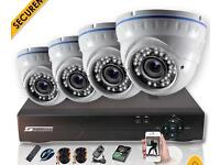 Protect your home and business, Full HD 1080p CCTV System (Best Quality)