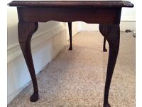 Vintage Coffee Table & Matching Nest of 3 Tables £50