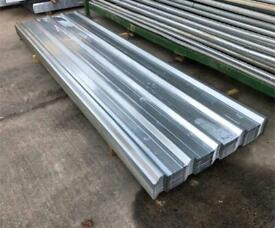 Galvanised Box Profile Roof Sheets