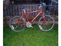 "SARACEN,Quality Brand Mountain, Bike, 18"" Frame, 26"" Alloy Wheels, Fully Serviced."
