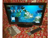 "Toshiba 22BV501B 22"" HD Ready LCD TV with Freeview"