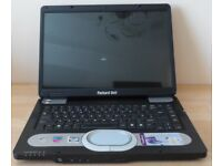 Packard Bell EasyNote R8720 Laptop - requires hard drive for sale  Leyland, Lancashire