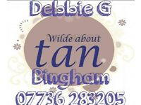 Professional Mobile Spray Tanning (only 5* reviews) by Debbie - Wilde About Tan