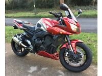 Yamaha FZ1s 2012 Red ABS Great Condition