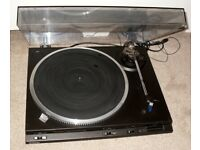 Technics SL-DD33 Direct Drive Automatic Turntable Hi-Fi Record Player New Stylus