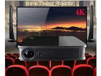 projector 4k android