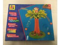 Coconut drop board game