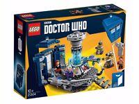Doctor Who Lego Set New