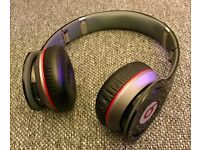 Beats Bluetooth Wireless Headphones Black