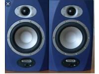 Studio monitors. Tannoy