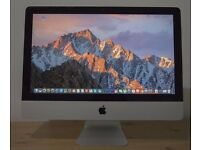 "Apple iMac 21.5"" Late-2012 2.9GHz i5 Quad Core 1TB HDD 8GB RAM"