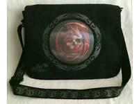 Anne stokes designer Messenger Bag
