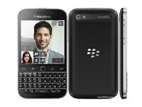 BlackBerry Classic UK SIM-Free 4G Smartphone is on 02 network