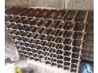 80 bottle wine rack!