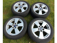 "SAAB 16"" Anniversary Alloys (set of four)"