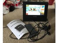 "Like New NEXTBASE 7"" Portable DVD Player"