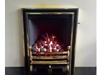Charlton and Jenrick Paragon One 4.2 kw Coal Effect Gas Fire