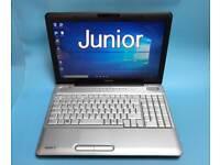 Toshiba i5 VeryFast HD Laptop, 500GB, 4GB Ram, Win 10, HDMI, Microsoft office, Immaculate Condition
